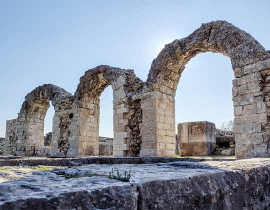 Private tour of Salona and Split